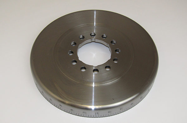 12.5″ Fluid Dampener With Timing Marks