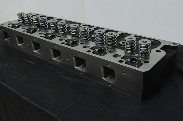 Recast Cylinder Head Stock Valve and Height DT466 Head