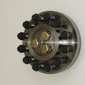 Internal Taper Lock Crank Hub