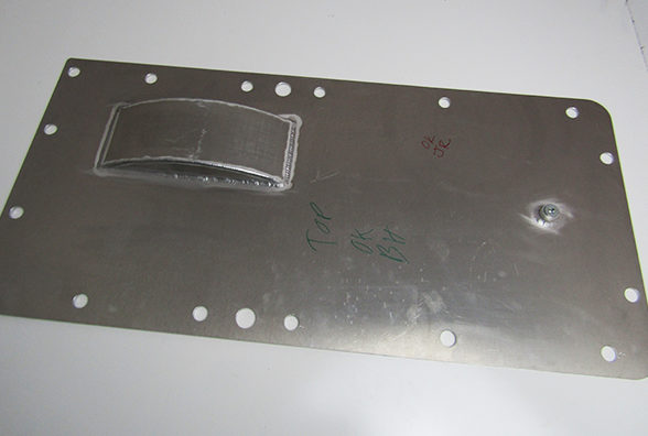 Aluminum Top Deck Cover