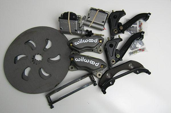Disc Breaks
