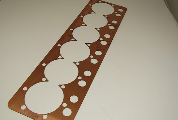 Head Gasket Copper .062″ 14 Dowels