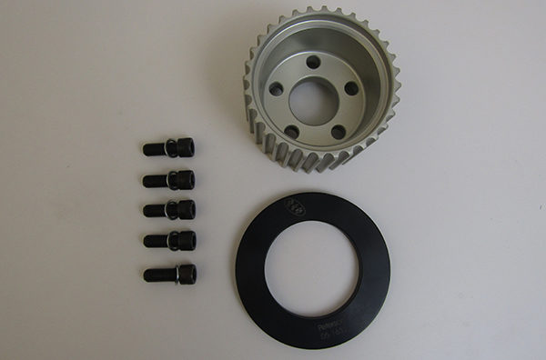 32 Tooth Pulley With Guide