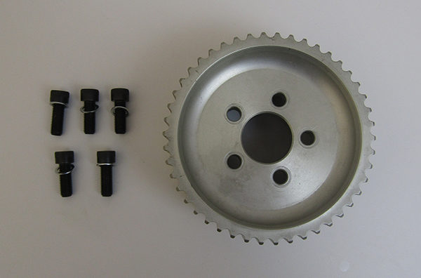 46 Tooth Pulley