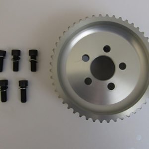 48 Tooth Pulley With Guide