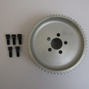 58 Tooth Pulley With Guide