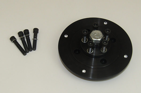 Adapter From External Taperlock Hub to Pulleys
