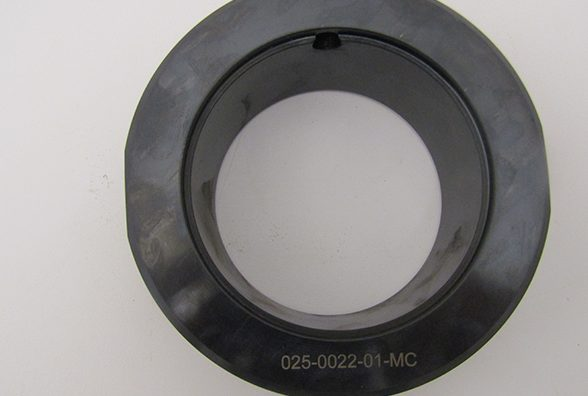 HX82/H5 Compressor Cover Outlet to 3.5″ Pipe