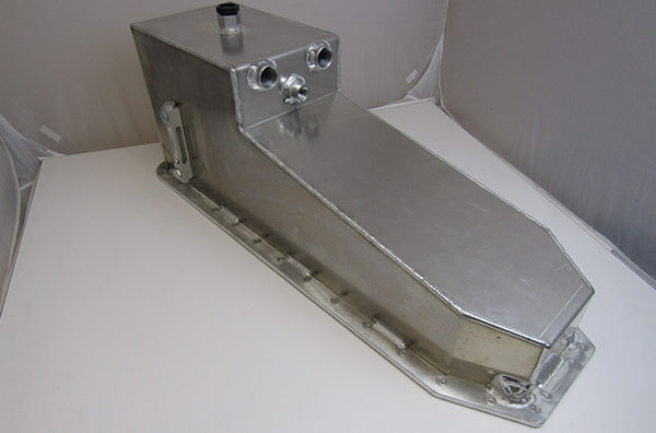 Oil Pan Assembly