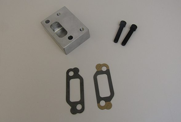 Oil Pickup Extension Assembly