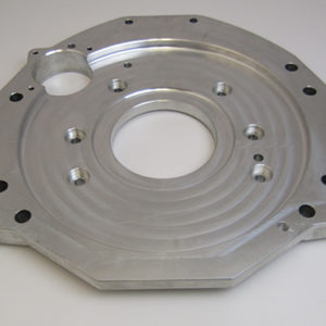 Rear Cover Billet Aluminum