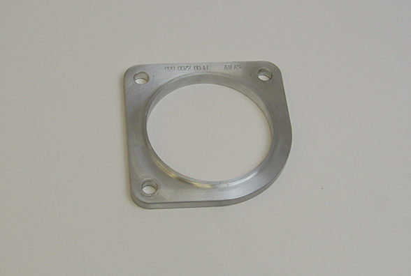 Rear Cover 1/2″ Thicker Billet Aluminum