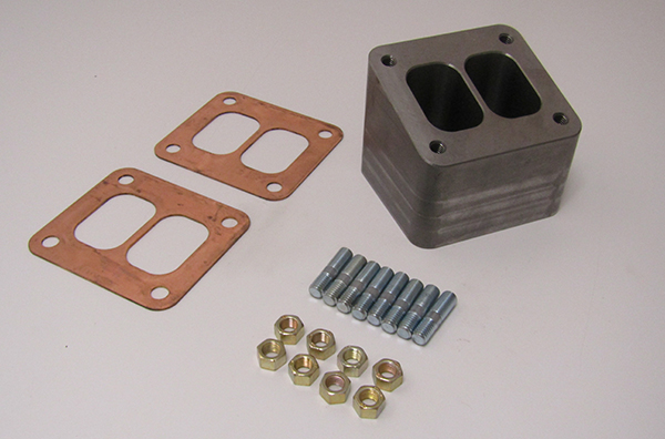 T-4 Turbo Adapter With Divider