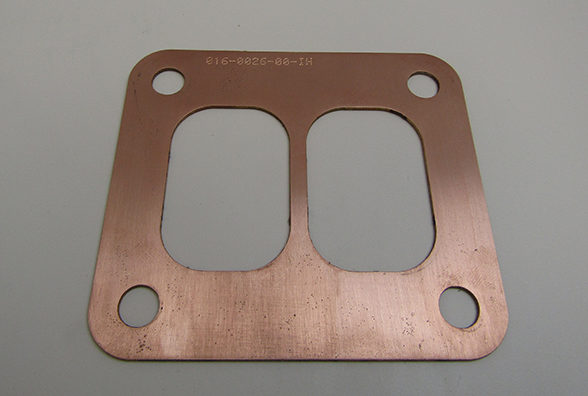 T-4 Turbo Gasket with Divider
