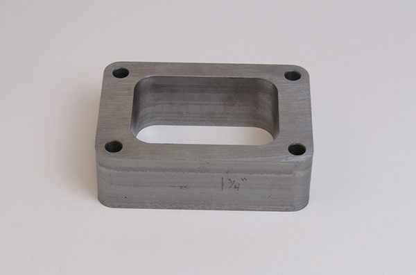 T-6 Footprint Spacer Rise 1.750″
