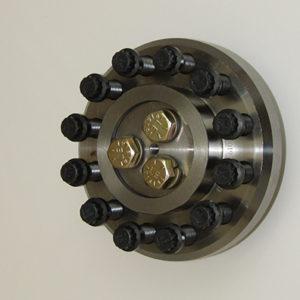 Internal Taper Lock Crank Hub