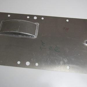 Aluminum Top Deck Cover