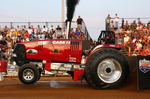 Tractor Pulling Ohio