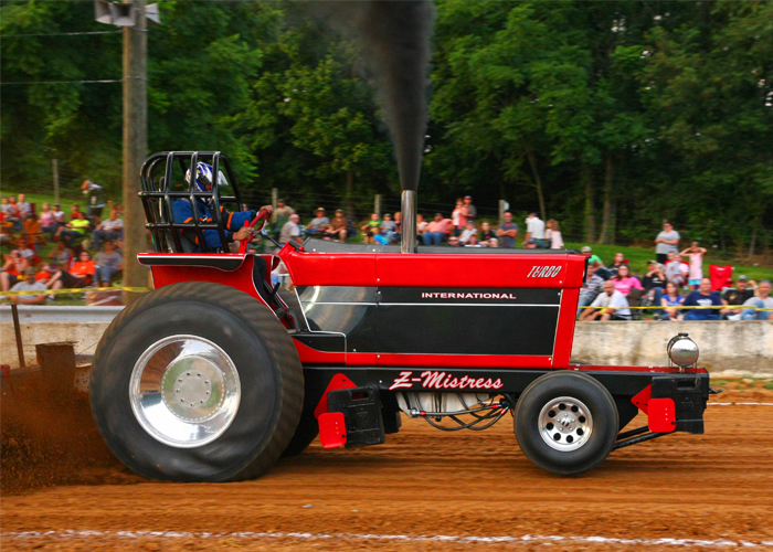 Tractor Pulling Parts